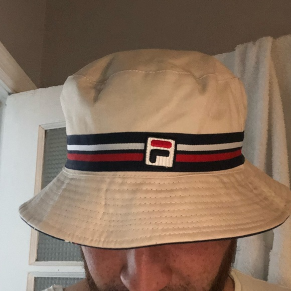Fila Other - Vintage Classic Fila Bucket Hat OS fits all 2ecab72c09c7